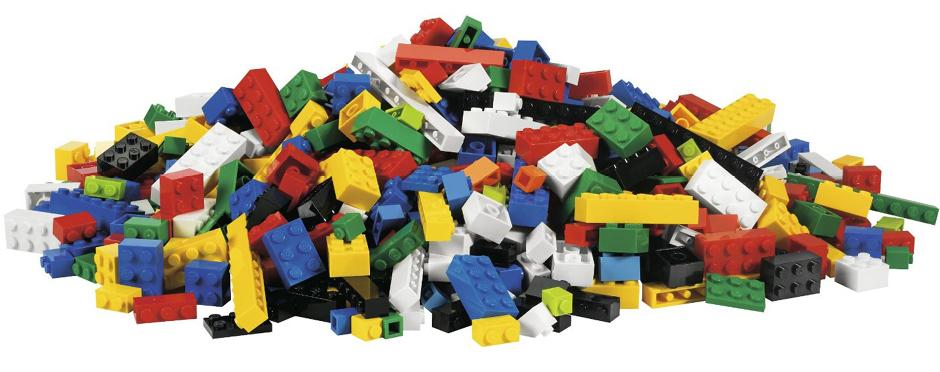 LEGOS: Still Good For Your Head